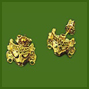 Xipe-Totec Small Earrings