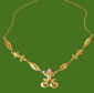 Pre-Columbian Frog Necklace