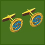 Chimalli Cufflinks
