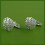 Mixtec Sun Cufflinks